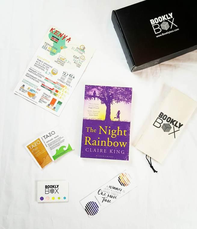 Bookly Box - YA - June 16
