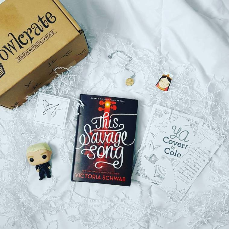 Savage Owlcrate